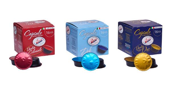 nouveaux produits capsules compatibles avec le syst me lavazza a modo. Black Bedroom Furniture Sets. Home Design Ideas