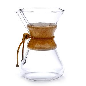 Chemex coffee server