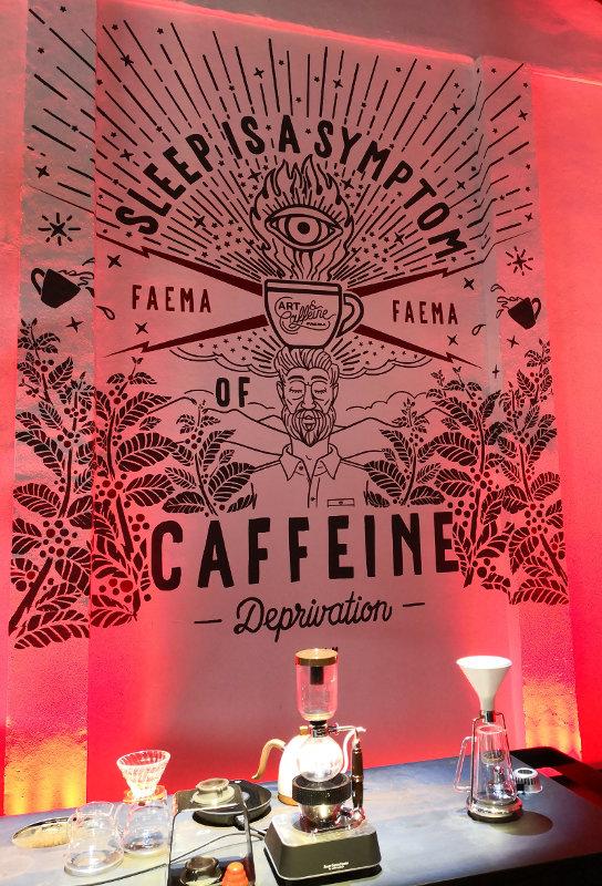 Faema Art & Caffeine
