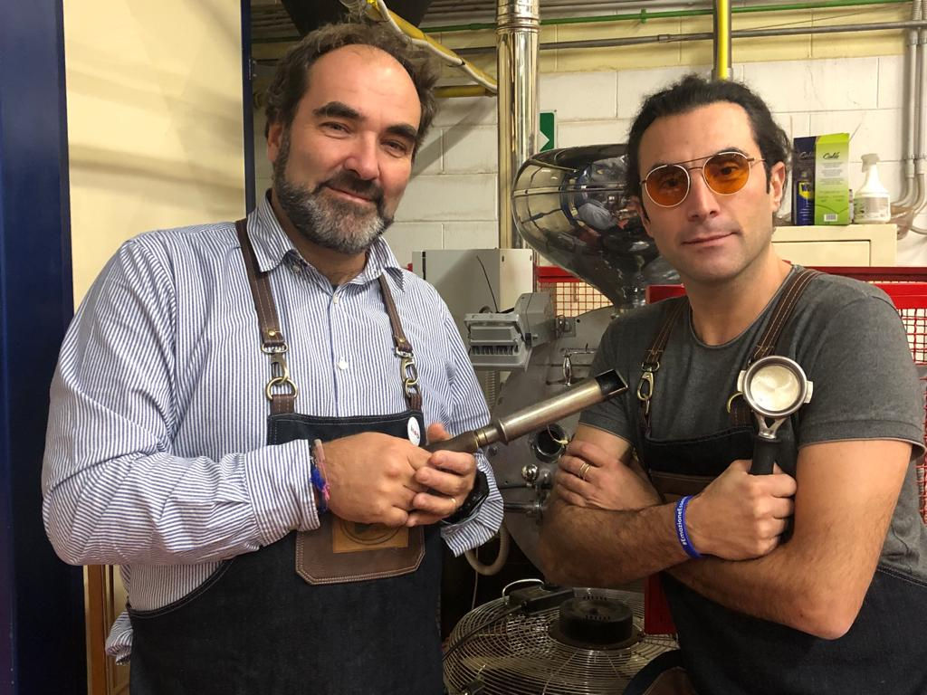Alessandro e Matteo Borea