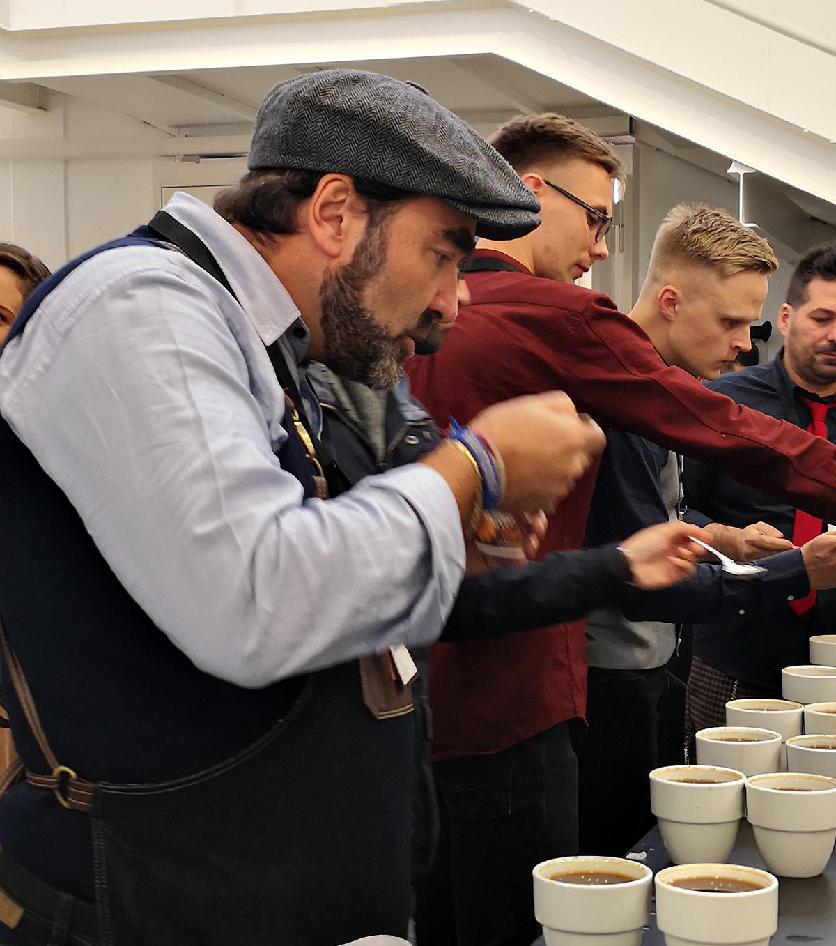 cupping Alessandro Borea